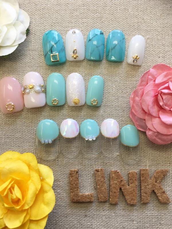 nail&beauty凛空-link-
