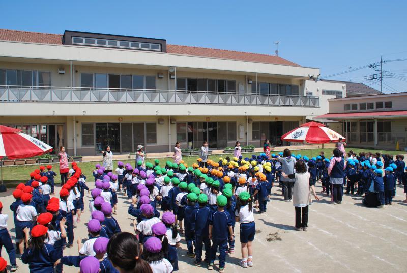 上尾市の情報広場の学校法人 上尾田中学園 みやした幼稚園
